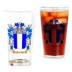Fiorello Drinking Glass