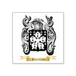Fiorellino Square Sticker 3