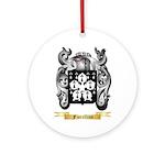 Fiorellino Ornament (Round)