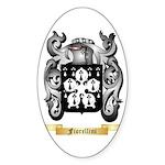 Fiorellini Sticker (Oval 10 pk)