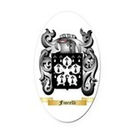Fiorelli Oval Car Magnet