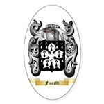 Fiorelli Sticker (Oval 10 pk)