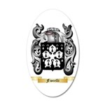 Fiorelli 20x12 Oval Wall Decal