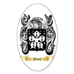 Fiora Sticker (Oval 10 pk)