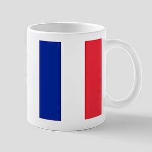 Flag of France Mugs