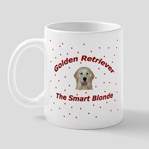 The Smart Blonde Mug