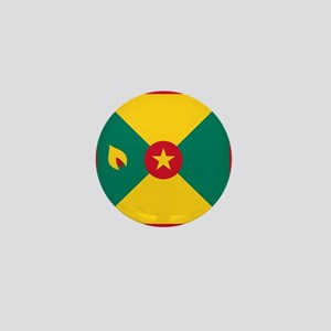 Flag of Grenada Mini Button