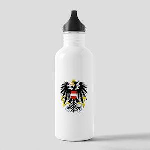 Austrian Coat of Arms Water Bottle