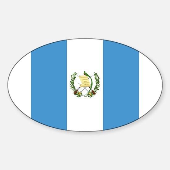 Flag of Guatemala Decal