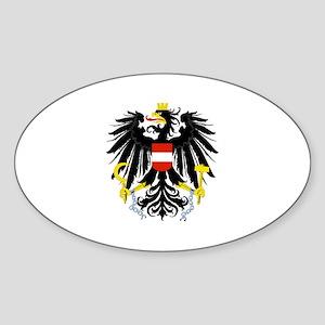 Austrian Coat of Arms Sticker