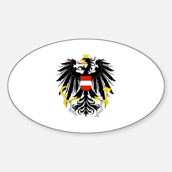 Austrian Coat of Arms Bumper Stickers