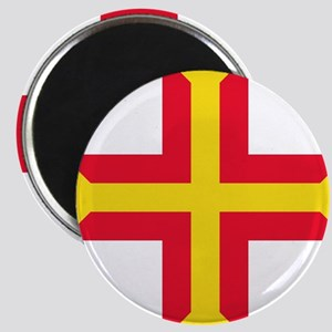 Flag of Guernsey Magnets