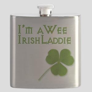 wee-laddie Flask