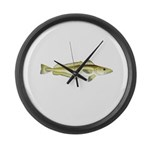 Hake Large Wall Clock