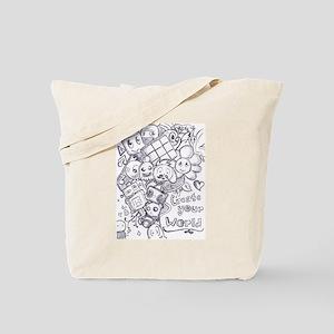 dodle Tote Bag