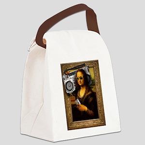 Boomer Lisa Canvas Lunch Bag