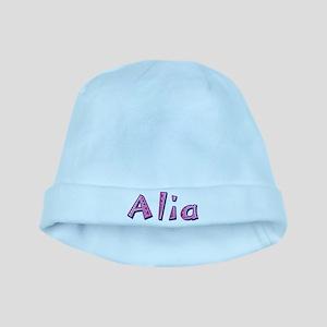 Alia Pink Giraffe baby hat
