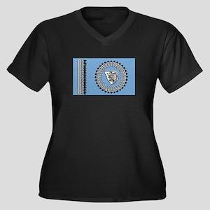 Blackfoot Tribe Plus Size T-Shirt