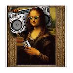 Boomer Lisa Tile Coaster