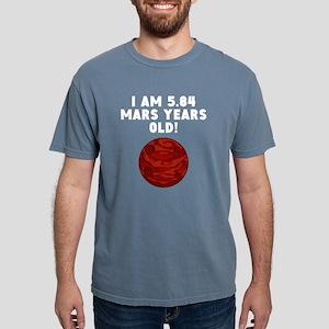 11th Birthday Mars Years T-Shirt