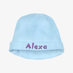 Alexa Pink Giraffe baby hat