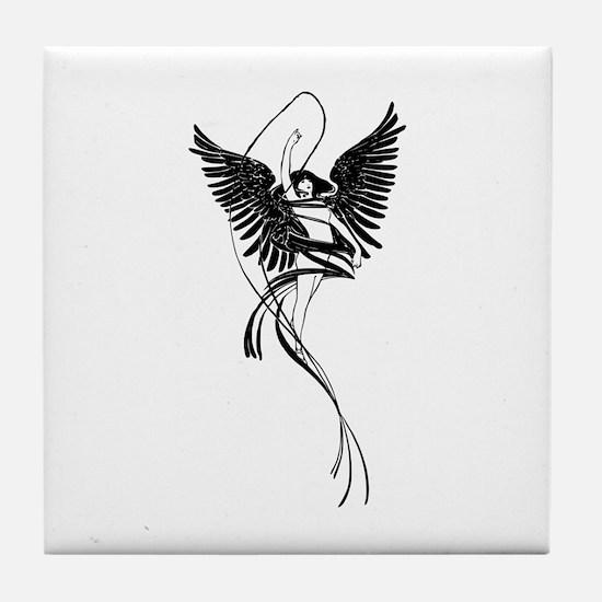 Faerie Tile Coaster