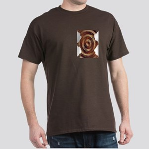 Faded Faces Dark T-Shirt