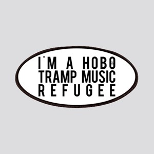 I'm a Hobo Tamp Music Refugee Patch