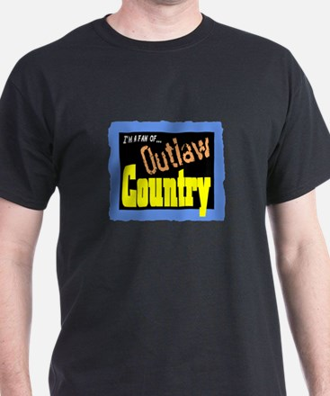 Outlaw Country T-Shirt