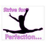 Gymnastics Poster - Perfection