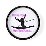 Gymnastics Clock - Perfection