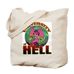 University of HELL Tote Bag