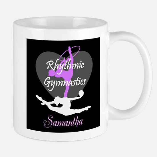 Rhythmic Gymnastics Mugs