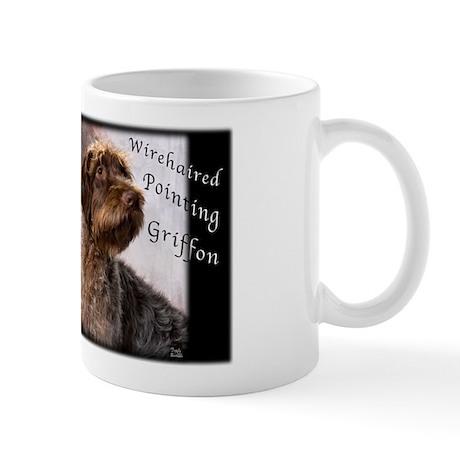 Wirehaired Pointing Griffon Mug