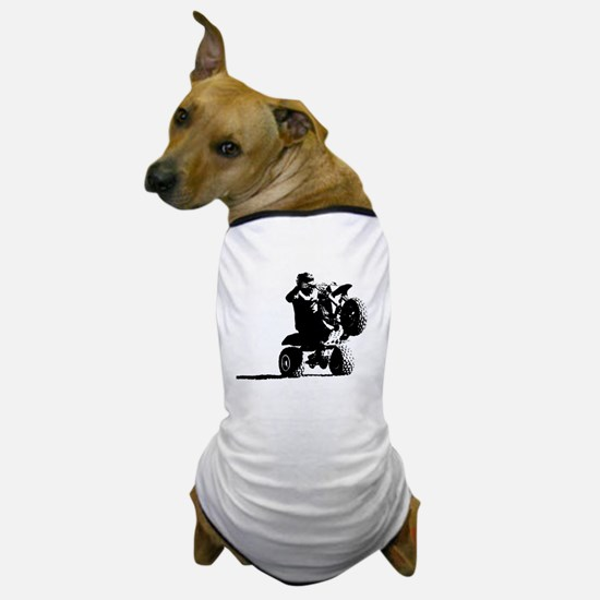 Cute Riding Dog T-Shirt
