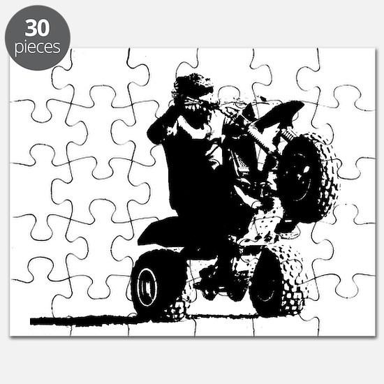 Cute Riding Puzzle