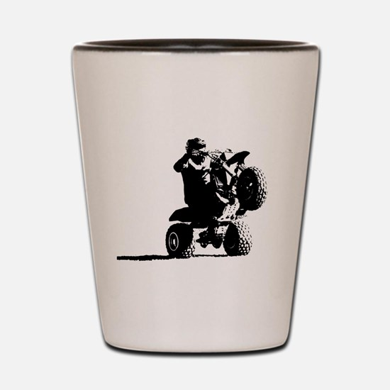 Unique Riding Shot Glass