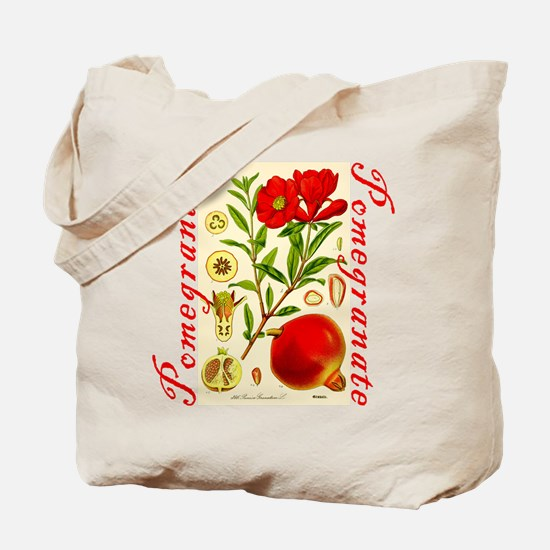 Pomegranate Grocery Shopping Cloth Bag