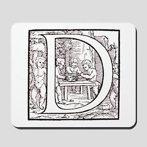 Vesalius D Mousepad