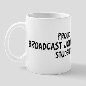broadcast journalism student Mug
