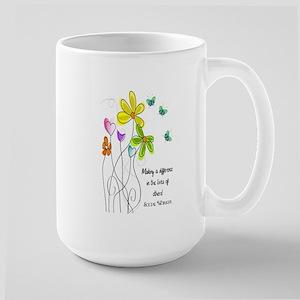 Social Worker Large Mug