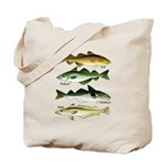 4 Cod fishes c Tote Bag
