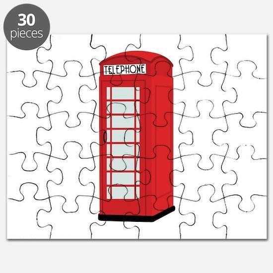 Telephone Puzzle