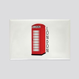 Telephone London Magnets