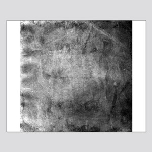 Grey stained paper texture Posters