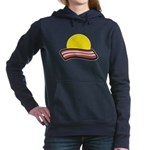 Bacon Sunset Hooded Sweatshirt