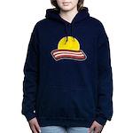 Bacon Sunset Hooded Sweatshirt