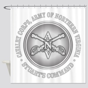 Cavalry Corps, ANV Shower Curtain