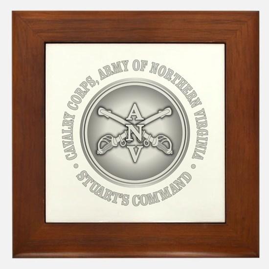 Cavalry Corps, ANV Framed Tile