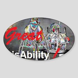 Great Ability Sticker